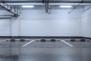 Impermeabilização de garagem em condomínios